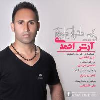 پخش و دانلود آهنگ من عاشقم گزلرینگه از آرش احمدی