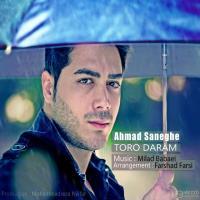 پخش و دانلود آهنگ تورو دارم از احمد سانقه
