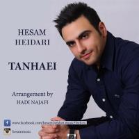 پخش و دانلود آهنگ تنهایی از حسام حیدری