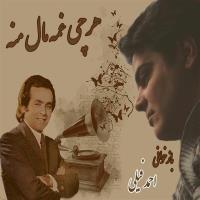 پخش و دانلود آهنگ هرچی غمه مال منه از احمد فیلی