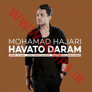 پخش و دانلود آهنگ هواتو دارم از محمد هاجری