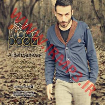 پخش و دانلود آهنگ مرد پاییزی از علی بهزادرضایی