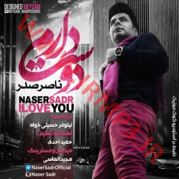 پخش و دانلود آهنگ دوست دارم از ناصر صدر