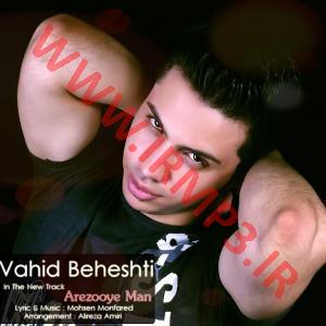 پخش و دانلود آهنگ آرزوی من از وحید بهشتی