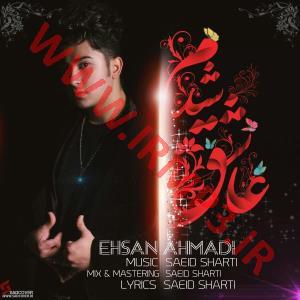 پخش و دانلود آهنگ عاشق شدم از احسان احمدی