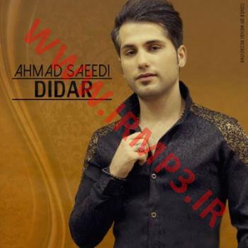 پخش و دانلود آهنگ دیدار از احمد سعیدی