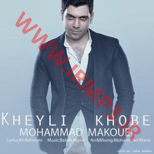 پخش و دانلود آهنگ خیلی خوبه از محمد ماکویی