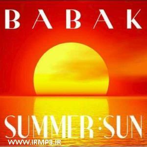 پخش و دانلود آهنگ Summer Sun از بابک رهنما