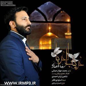 پخش و دانلود آهنگ غریب الغربا از رضا احمدی
