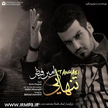 پخش و دانلود آهنگ تنهایی از امین فیاض