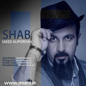 دانلود و پخش آهنگ شب از سعید علیپوریان