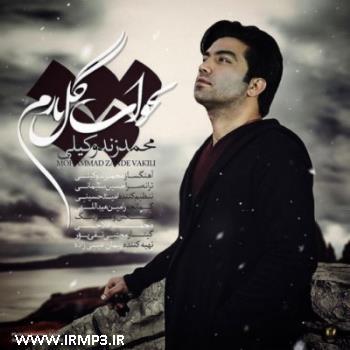 پخش و دانلود آهنگ بخواب گل ناز من از محمد زند وکیلی