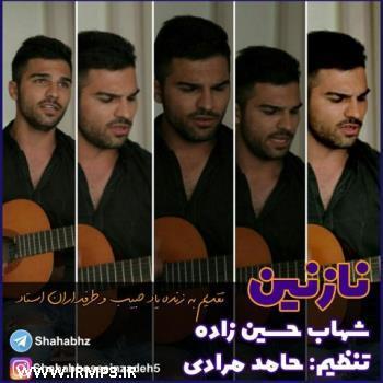 پخش و دانلود آهنگ جدید نازنین از شهاب حسین زاده