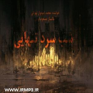 پخش و دانلود آهنگ شب سرد تنهایی از محمد امیدوار تهرانی