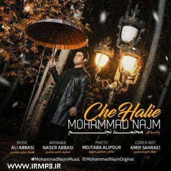 دانلود و پخش آهنگ چه حالیه از محمد نجم