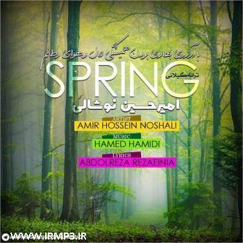 پخش و دانلود آهنگ جدید بهار از امیر حسین نوشالی