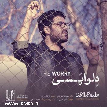 دانلود و پخش آهنگ دلواپسی از حامد همایون