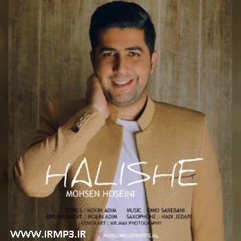پخش و دانلود آهنگ جدید حالیشه از محسن حسینی