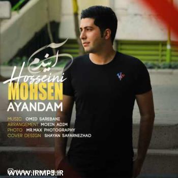 پخش و دانلود آهنگ جدید آیندم از محسن حسینی
