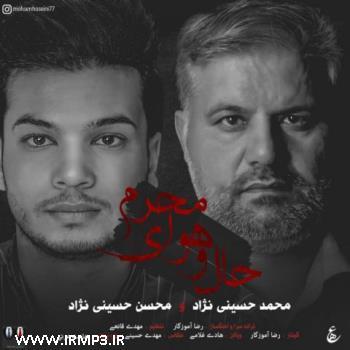 پخش و دانلود آهنگ جدید حال و هوای محرم با حضور محمد حسینی نژاد از محسن حسینی نژاد