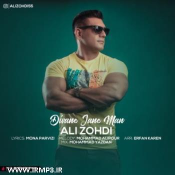 پخش و دانلود آهنگ جدید دیوانه جان من از علی زهدی