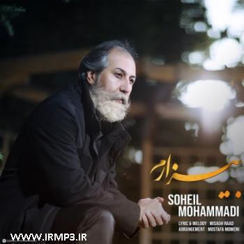 پخش و دانلود آهنگ بیزارم از سهیل محمدی