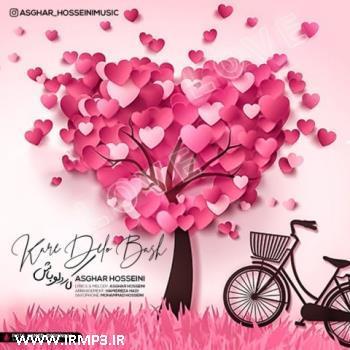 پخش و دانلود آهنگ جدید کار دلو باش از اصغر حسینی
