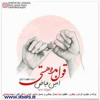 پخش و دانلود آهنگ قول بده هستی از امین فیاض