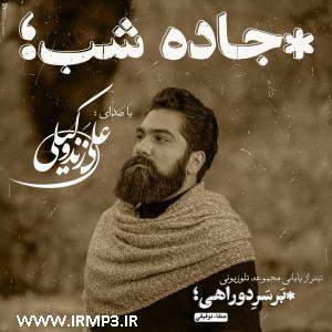 پخش و دانلود آهنگ جاده شب از علی زند وکیلی