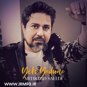 پخش و دانلود آهنگ یکی یدونه از مهرداد سعیدی