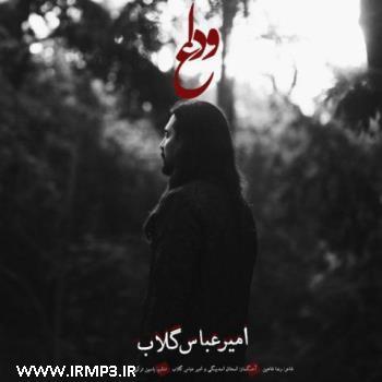 پخش و دانلود آهنگ جدید وداع از امیر عباس گلاب