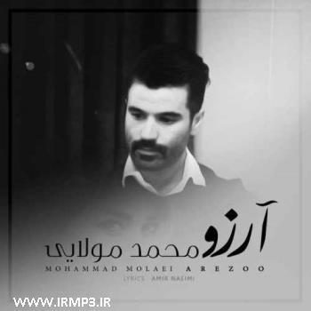 پخش و دانلود آهنگ جدید آرزو از محمد مولایی