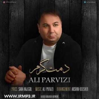 پخش و دانلود آهنگ جدید دمت گرم از علی پرویزی