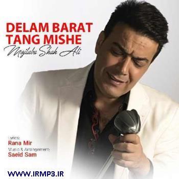 پخش و دانلود آهنگ جدید دلم برات تنگ شده از مجتبی شاه علی
