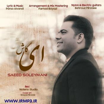پخش و دانلود آهنگ جدید ای کاش از سعید سلیمانی